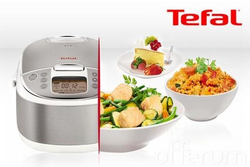 Robot de cocina TEFAL – pvp oferta 65 €
